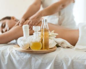 Massage aromathérapies